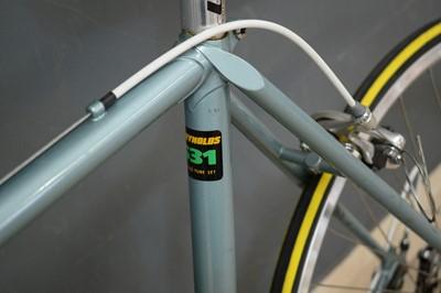 Lot 702 - A racing bicycle