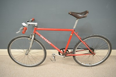 Lot 703 - A single-speed hybrid bicycle.