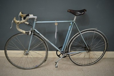 Lot 704 - A vintage single-speed bicycle