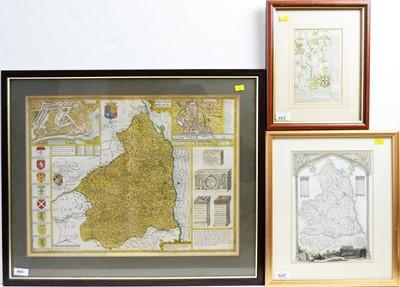 Lot 865 - After John Speede - Maps