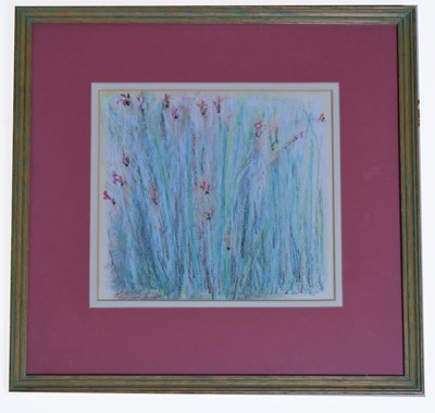 Lot 206 - Elizabeth Blackadder - pastel.