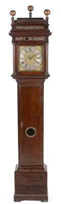 Lot 754 - John Shaw, Holborn - An 18th Century eight day stained pine longcase clock