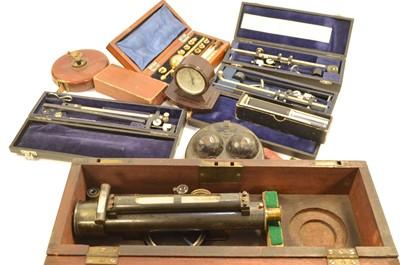 Lot 297 - Scientific instruments