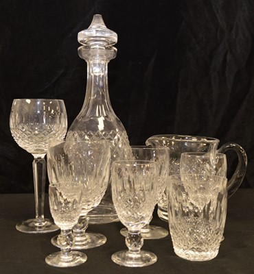 Lot 309 - Waterford Colleen pattern glassware