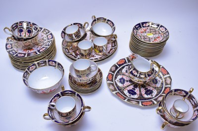 Lot 189 - Royal Crown Derby tea and coffee china.