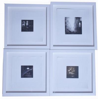 Lot 144 - Anja Percival - etchings.