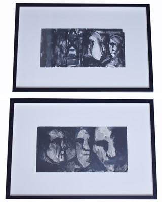 Lot 145 - Peter McGlynn- lithographs.
