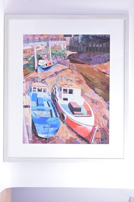 Lot 552 - Peter Collins - collage.