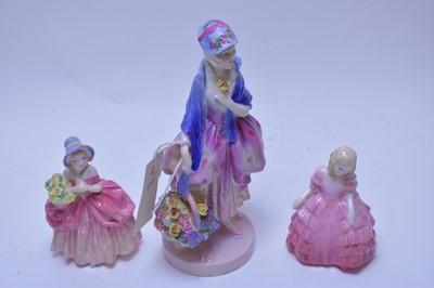 Lot 229 - Royal Doulton figurines