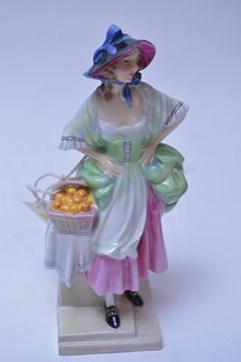 Lot 228 - Royal Doulton figurine Nell Gwynn