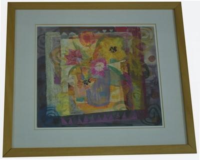 Lot 204 - Elspeth Roberts - watercolour.