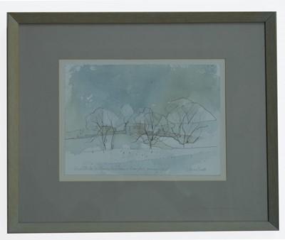 Lot 205 - Leonard Charles Evetts - watercolour.