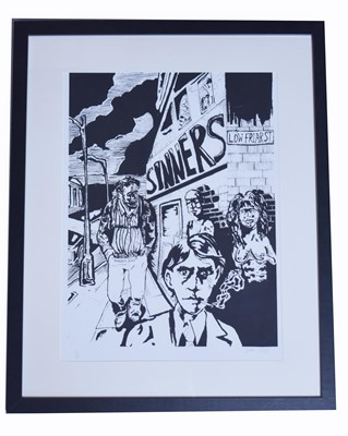 Lot 198 - Dominic Reed - print.