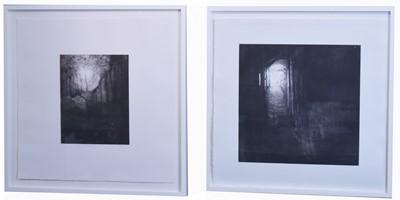 Lot 150 - Anja Percival - etchings.