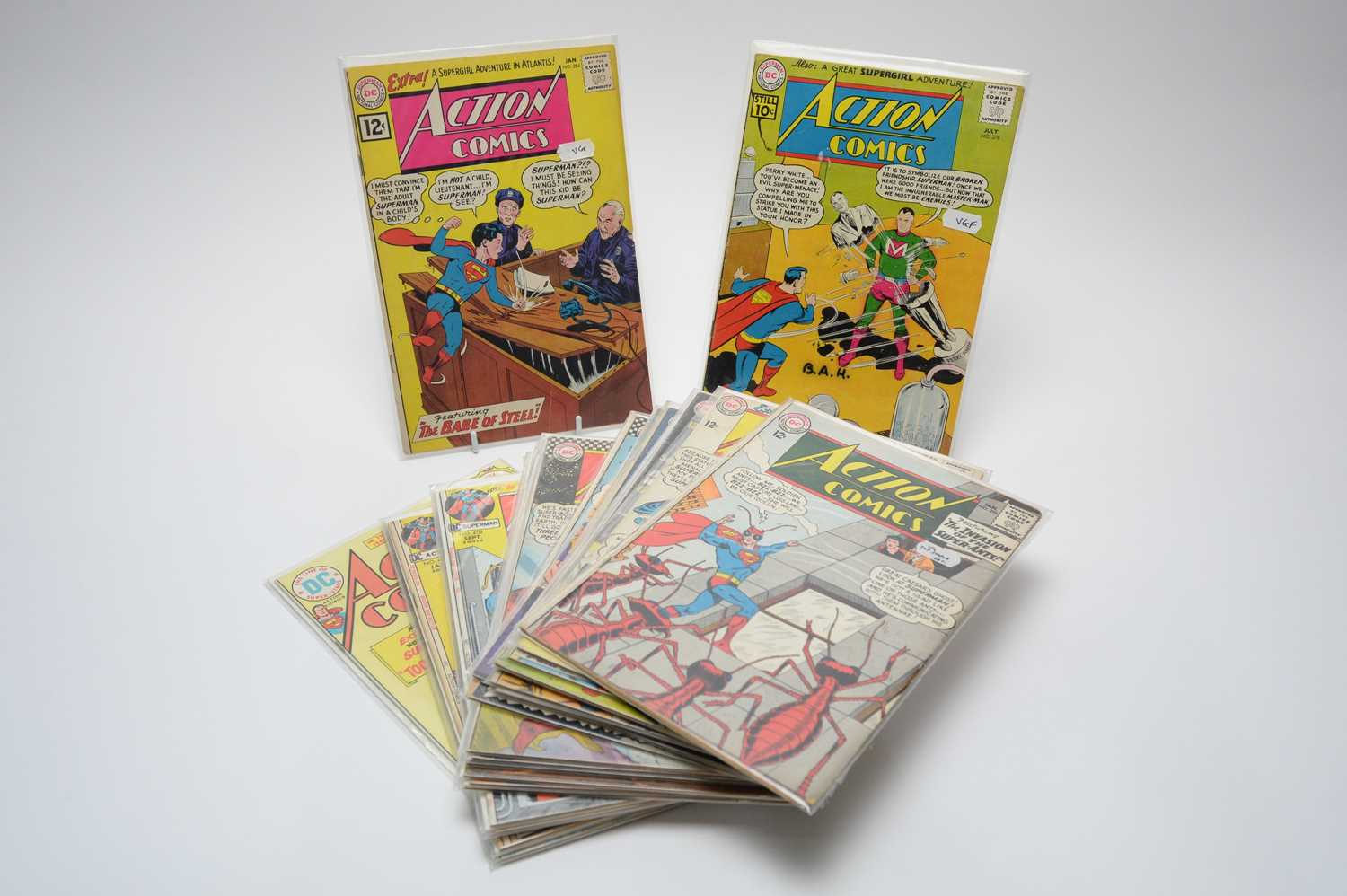 Lot 16 - Action Comic by DC.
