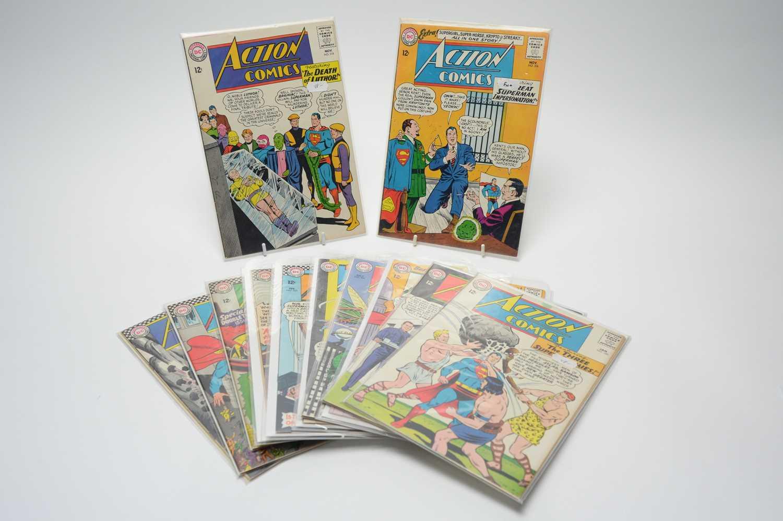 Lot 23 - Action Comics by DC.