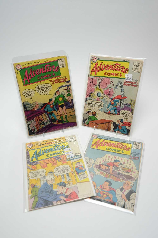 Lot 26 - Adventure Comics by DC.