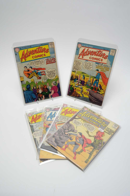 Lot 27 - Adventure Comics by DC.