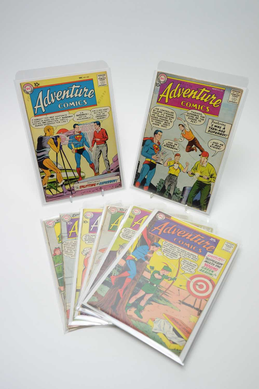 Lot 28 - Adventure Comics by DC.