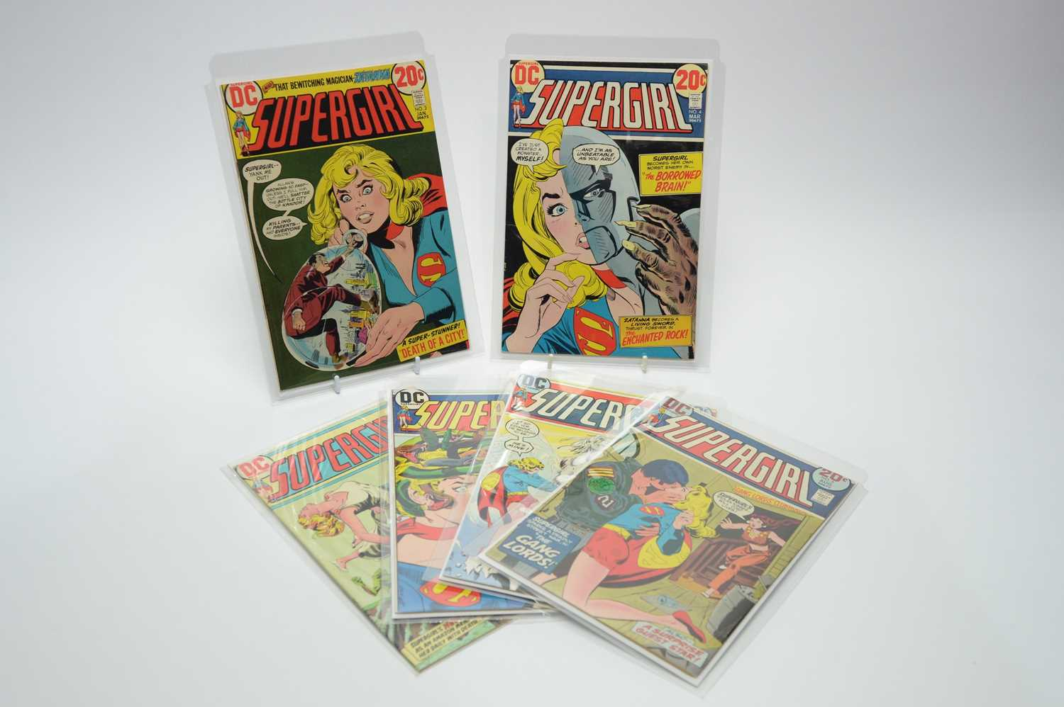 Lot 34 - Supergirl by DC.