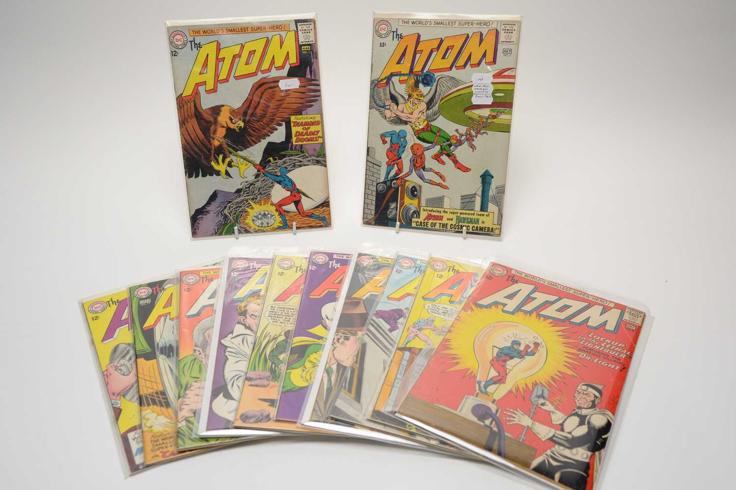 Lot 40 - The Atom by DC.