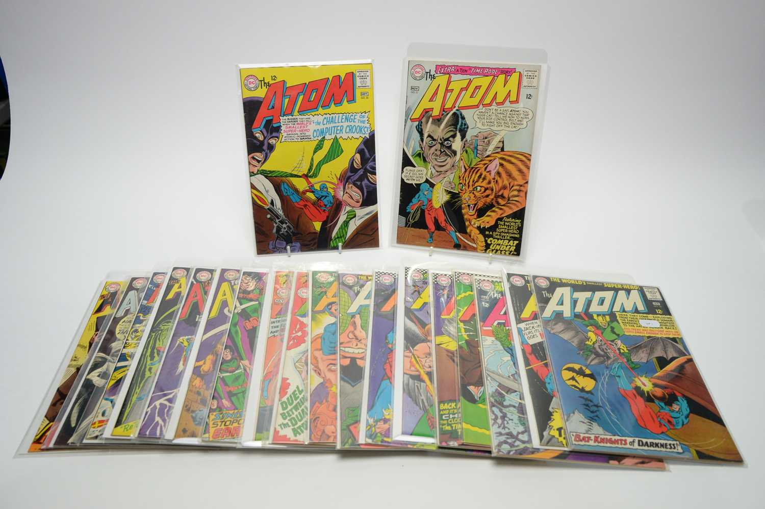 Lot 42 - The Atom by DC.