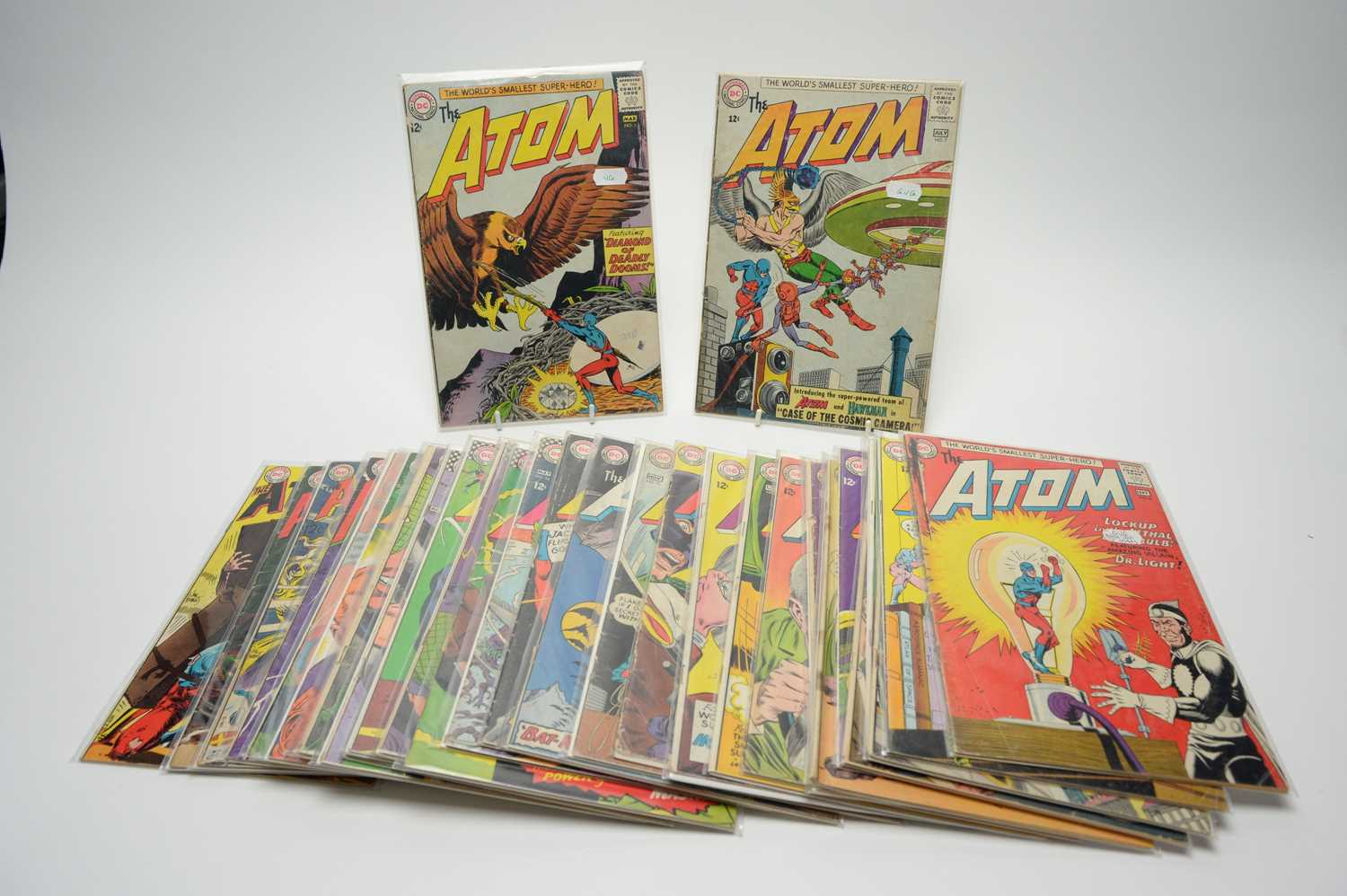 Lot 43 - The Atom by DC.