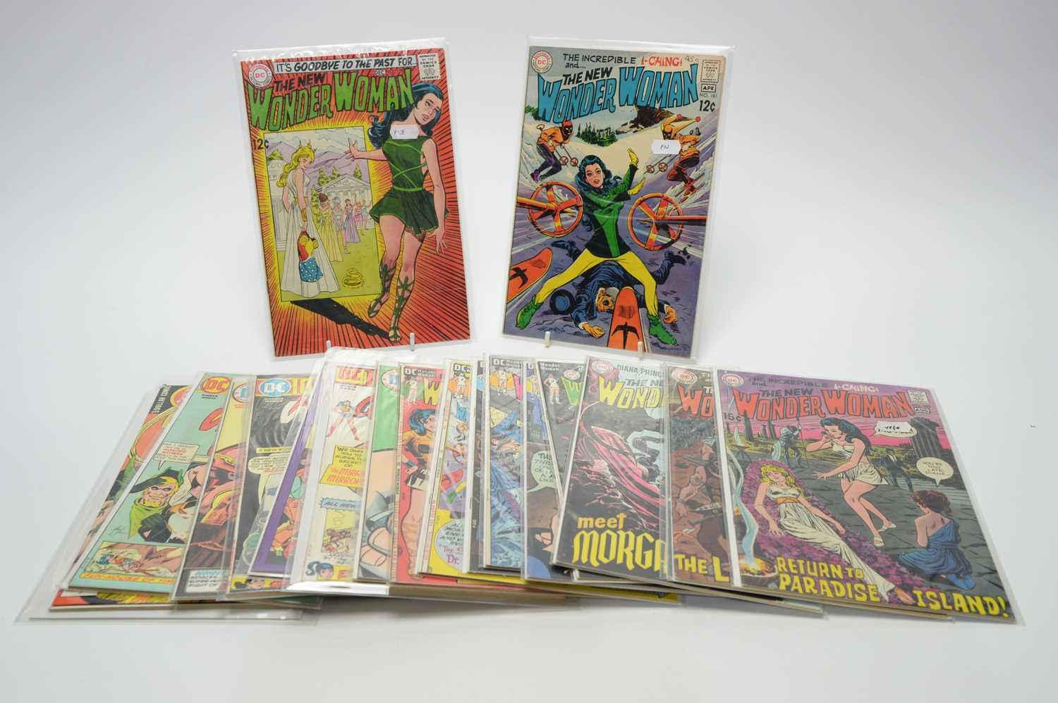 Lot 47 - The New Wonder Woman by DC.