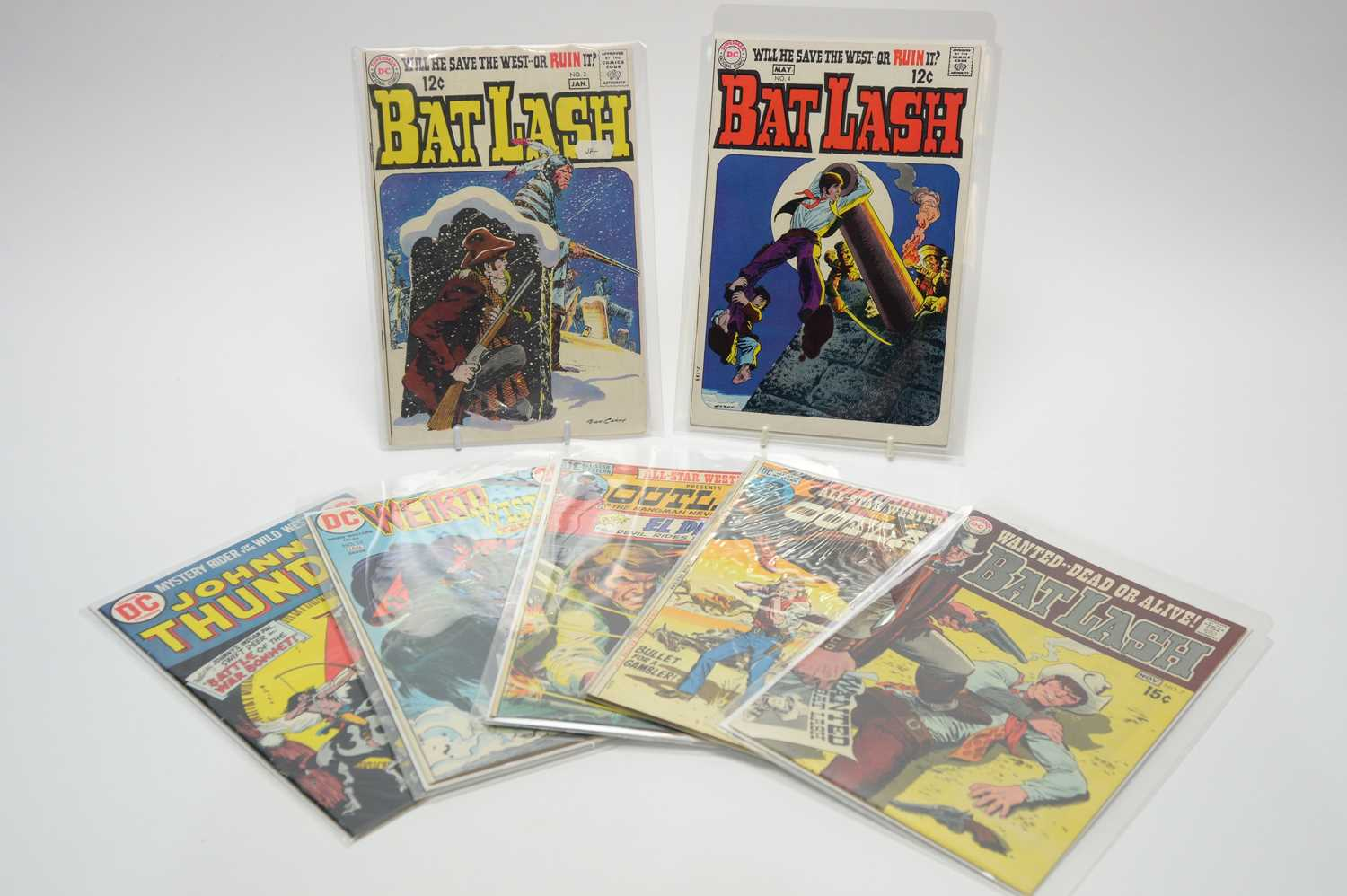 Lot 50 - Western Comics by DC.