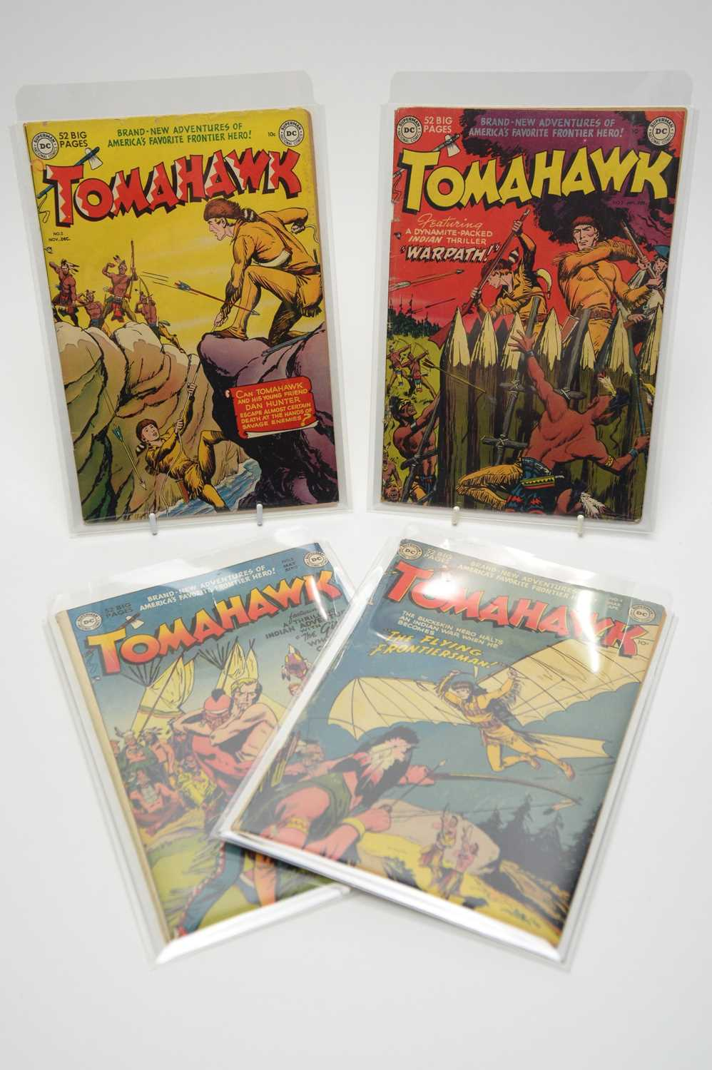 Lot 54 - Tomahawk by DC.