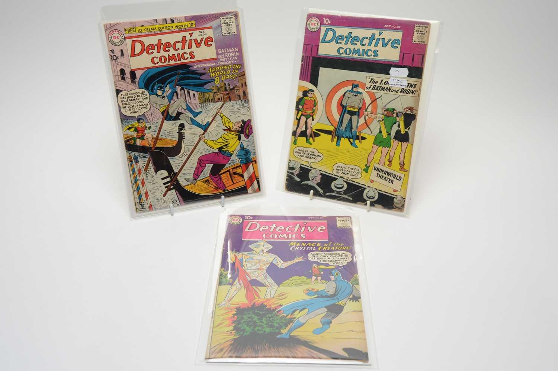 Lot 75 - Detective Comics.