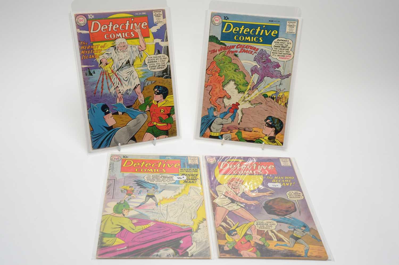 Lot 76 - Detective Comics.