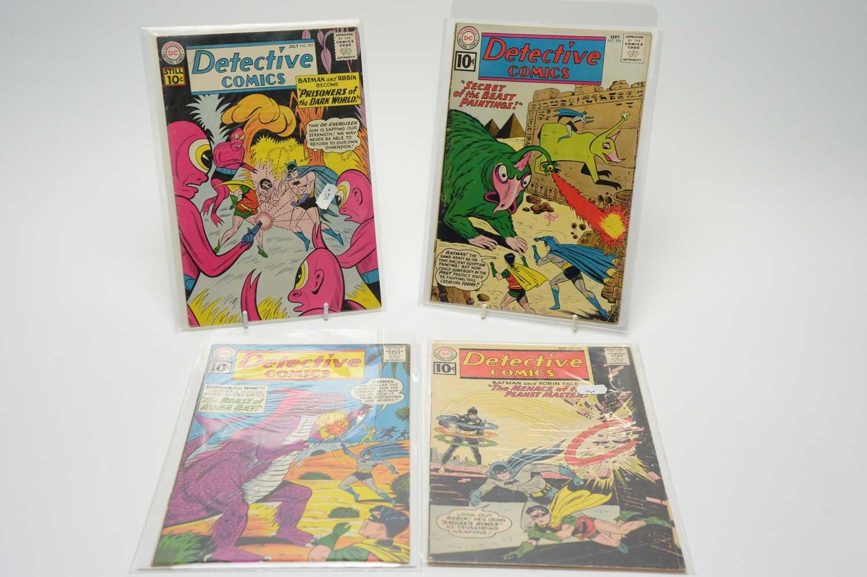 Lot 78 - Detective Comics.