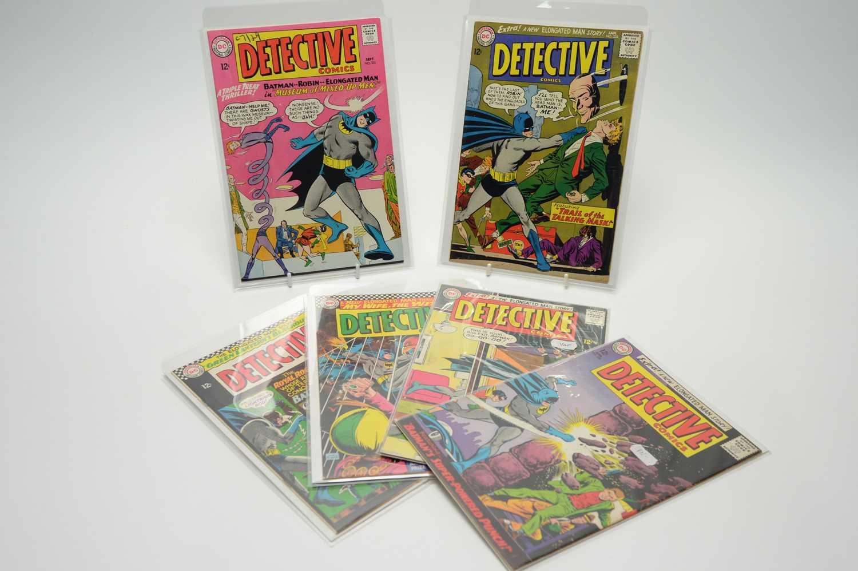 Lot 79 - Detective Comics.