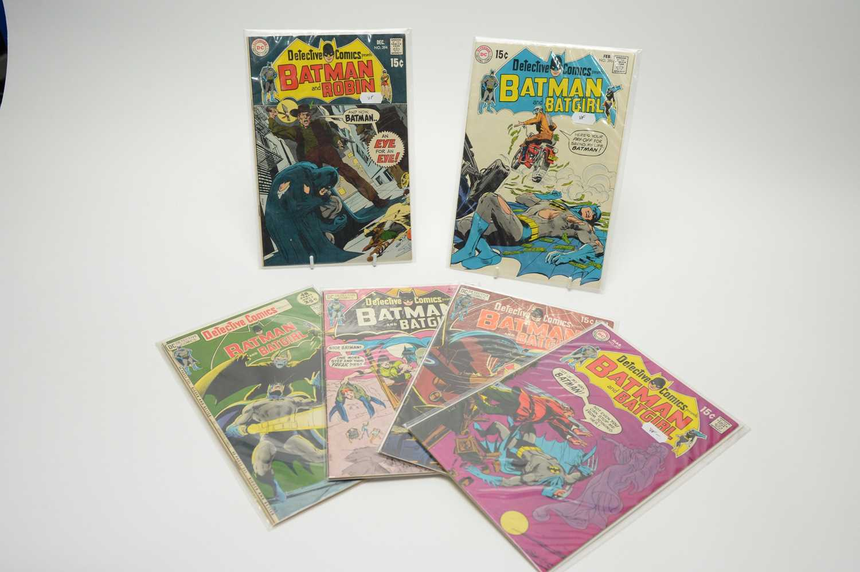 Lot 83 - Detective Comics.