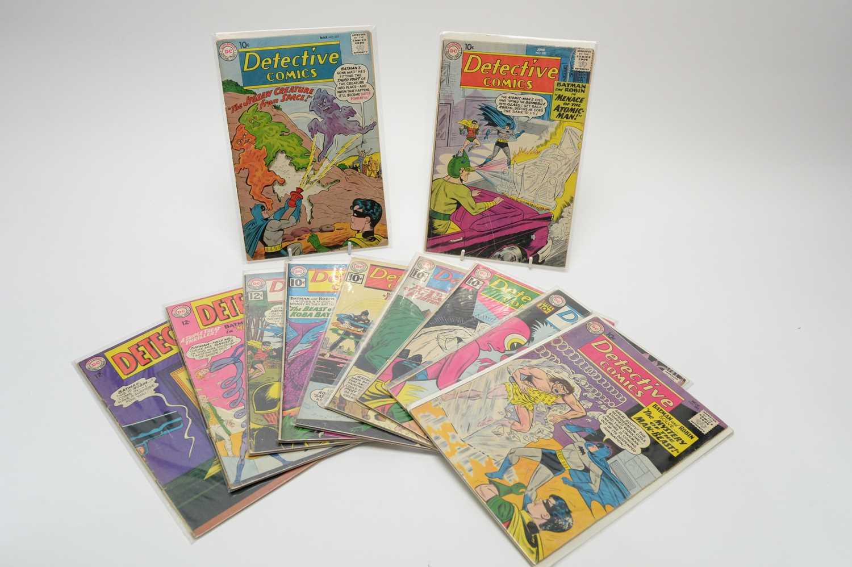 Lot 86 - Detective Comics.