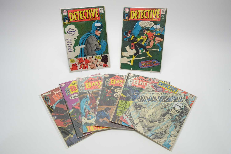 Lot 87 - Detective Comics.
