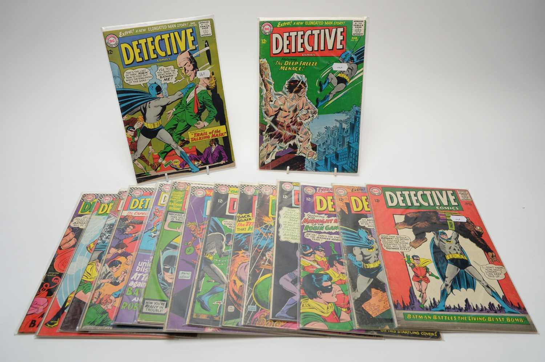 Lot 88 - Detective Comics.