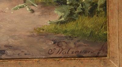 Lot 344 - Jan Walraven - oil.