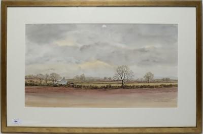 Lot 64 - Yvonne Hawker - watercolour.