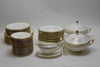 Lot 182 - Minton 'Golden Heritage' dinner service.