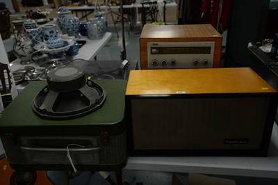 Lot 234 - Musical sound equipment.