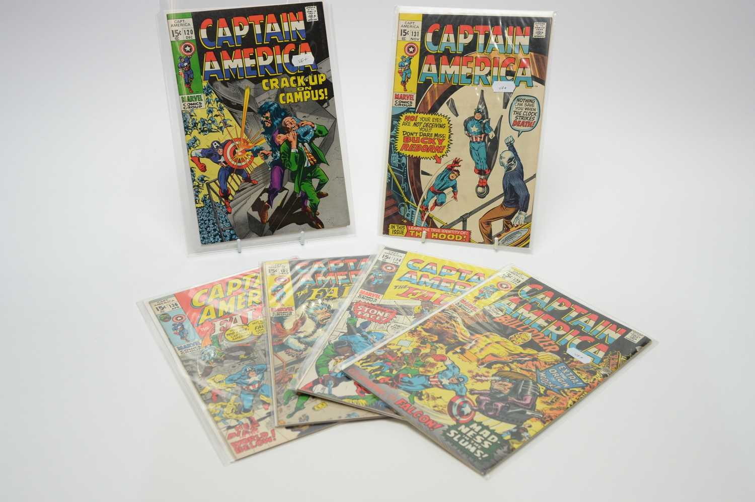 Lot 95 - Captain America.