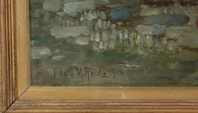 Lot 347 - Flora MacDonald Reid - oil.