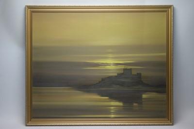 Lot 385 - Ivan Lindsay - oils.