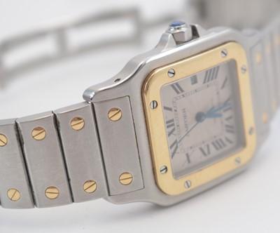 Lot 120 - Santos de Cartier Automatic wristwatch