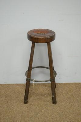 Lot 6 - Bar stool.