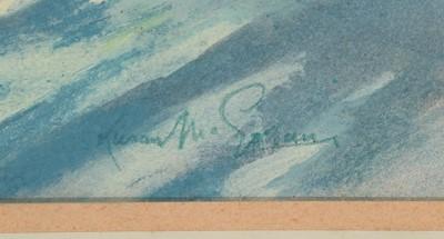 Lot 303 - Kieran McGoran - watercolour.