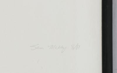 Lot 299 - Sam McKay - print.