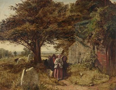 Lot 341 - Frederick Charles Underhill - oil.